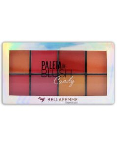 Paleta de Blush - Candy – Display com 12 estojos