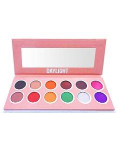 Paleta de Sombras Daylight – Display com 12 estojos