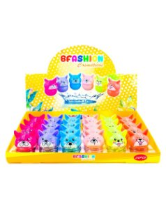 Lip Balm Cachorrinho – BFashion NR50007 – Caixa Fechada com 24 Displays