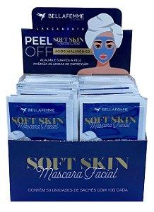 Máscara Peel Off Ácido Hialurônico – Display com 50 unidades