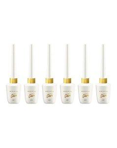 Delineador Líquido – Glam White – Display com 24 unidades