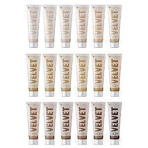 Base Velvet Skin - 18 Cores