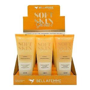 Gel Vita C Extrato de Acerola – Bella Femme SS80043 – Caixa fechada com 12 Displays