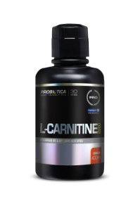 L-Carnitine 2000 Morango - 400 ml (PROBIÓTICA)