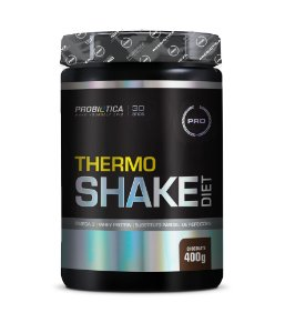 Thermo Shake Diet Chocolate - 400g - (PROBIÓTICA)