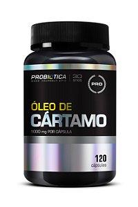Óleo de Cártamo (CA) - 120 Cápsulas (PROBIÓTICA)