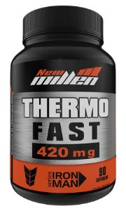 Thermo Fast - 90 Cápsulas (NEW MILLEN)