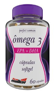 Ômega 3 Softgel - 60 Cápsulas (New Millen)