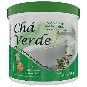 Chá Verde Abacaxi com hortelã - 200g (NEW MILLEN)