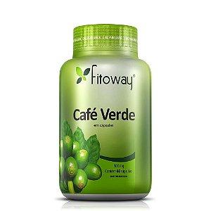 Café Verde - 60 Cápsulas (Fitoway)