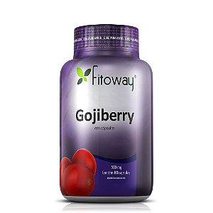 Gojiberry - 60 Cápsulas (Fitoway)