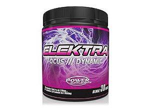 Elektra (Óleo de Cártamo + Cafeína) - 90 Cápsulas (POWER SUPPLEMENTS)