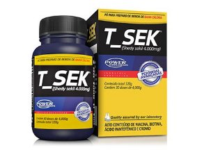 T SEK Shedy Sekil 4000mg - 120g (POWER SUPPLEMENTS)