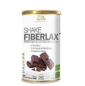 Shake Fiberlax Chocolate Belga - 450g (Mix Nutri)
