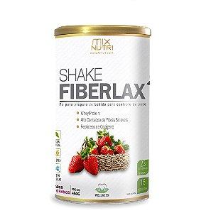 Shake Fiberlax Morango - 450g Mix Nutri