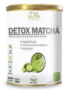 Detox Matchá - 300g (Mix Nutri)