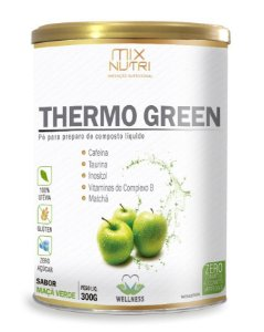 Thermo Green - 300g (MIX NUTRI)