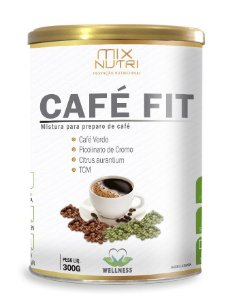 Café Fit - 300g (MIX NUTRI)