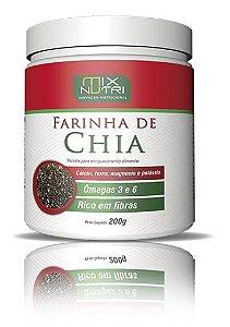 Farinha de Chia - 200g (MIX NUTRI)