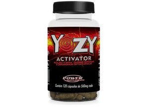 Yozi Activator 560mg - 120 Cápsulas (Power Supplements)