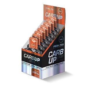 Carb Up Gel Black - Laranja 10 Sachês Probiótica