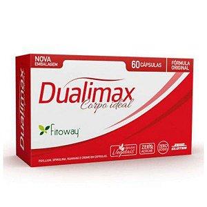 Dualimax Corpo Ideal – 60 Cápsulas - Fitoway
