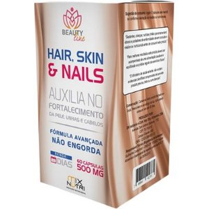 Hair Skin & Nails - 60 cápsulas Mix Nutri