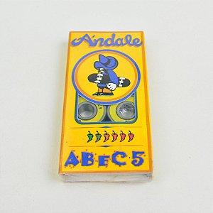 Rolamento Skate Ándale Abec-5