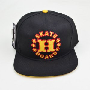 Boné Snapback Hocks Board Preto