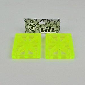 Pads Inclinados Tilt Amarelo