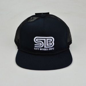 Boné Nike Sb Trucker City Work Preto