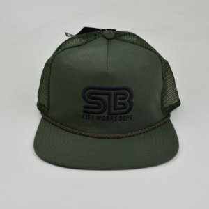 Boné Nike Sb Trucker City Work Verde