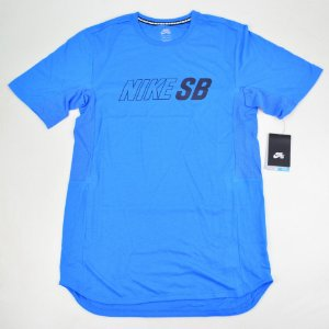 Camiseta Nike Sb Skyline Blue