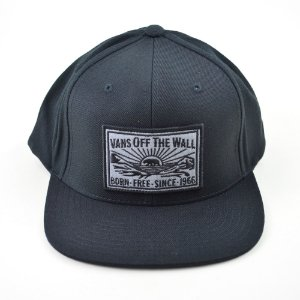 Boné Vans Oakdale Snapback Black Heather