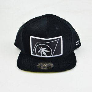Boné Other Culture Snapback Buzzy Preto
