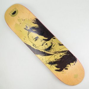 "Shape Skate Cisco Maple Caricatura Alex Carolino 8"""