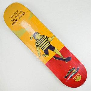 """Shape Skate Cisco Permanece Unida Irmão 7,75"""""""