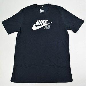Camiseta Nike Sb Dri-Fit Preta