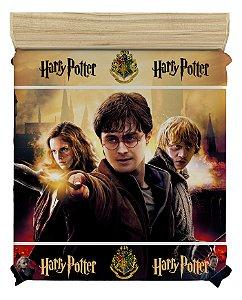 Colcha do Harry Potter para Cama De Casal