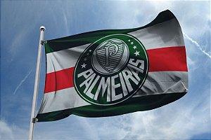 Bandeira do Palmeiras - Diversos Tamanhos - Modelo 1