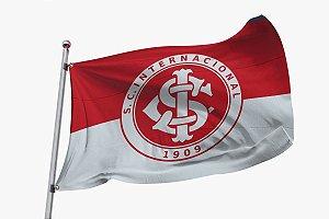 Bandeira do Internacional - Diversos Tamanhos - Modelo 2