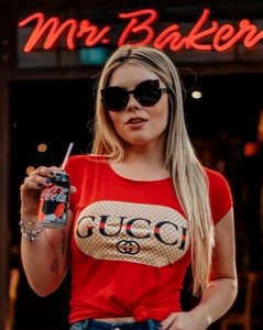 T Shirt Gucci