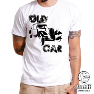 Camiseta Tiuidi Old Car