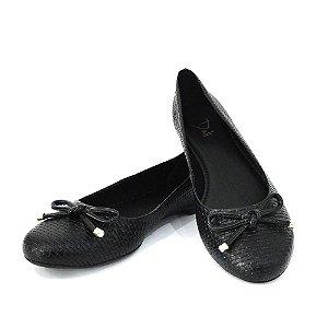 Sapatilha Dali Shoes Bico Redondo Tressê