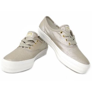 Tenis Keds Triple Metalic Canvas