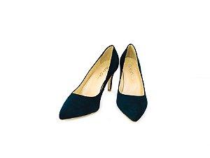DUPLICADO - Scarpin Bico Fino e Salto Fino Verde - Dalí Shoes