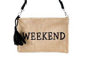 Bolsa Caramelo de mão Weekend - Dalí Shoes