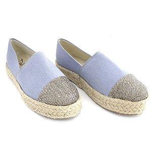 Alpargata Dali Shoes Flatform Jeans