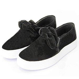 Tênis Dali Shoes Slip On com Laço
