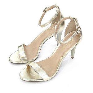 Sandalia Dali Shoes Tiras Finas e Salto Alto Fino